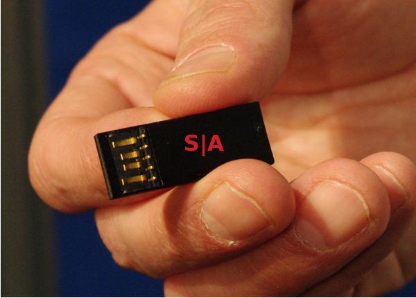 Pico USB3 drive