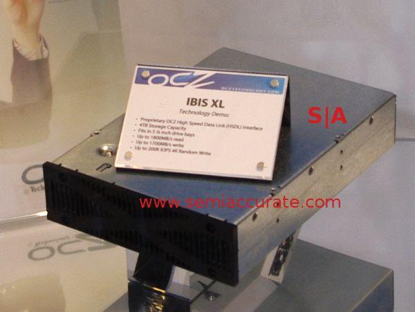 OCZ Ibis XL
