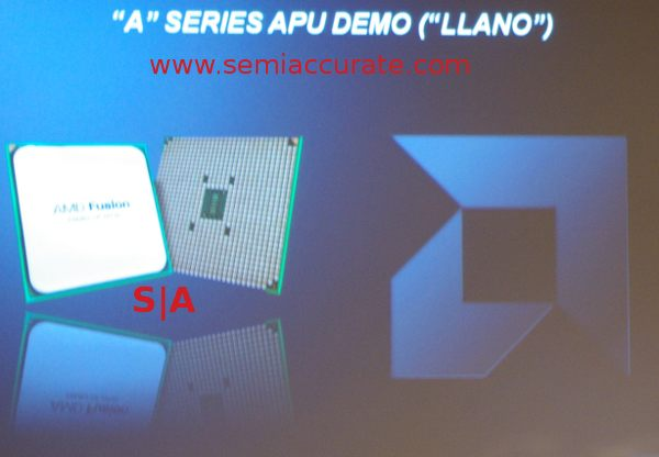 AMD A-Series slide