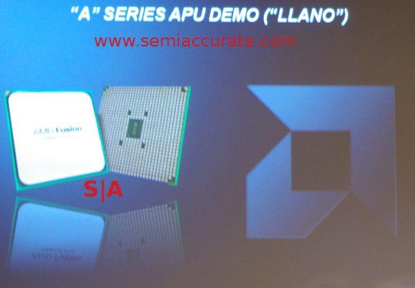 AMD A-Series slide