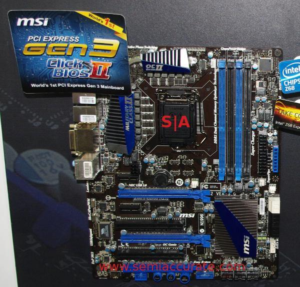MSI PCIe3