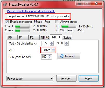 rmclock windows 7 x64  microsoft