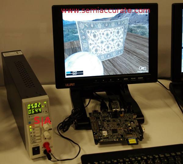 Imagination OpenCL compute demo