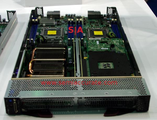 Supermicro GPU blade