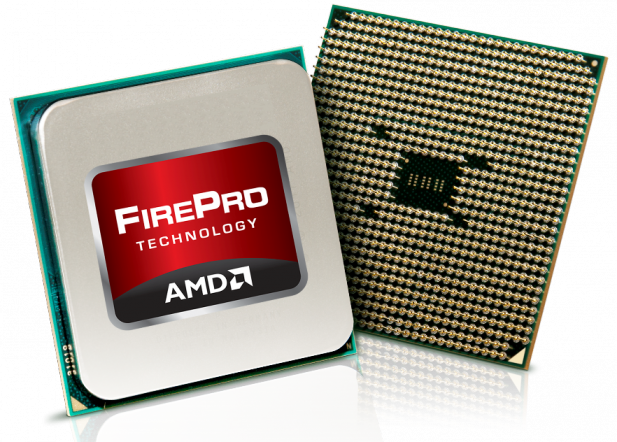 AMD A300 Series APU chip
