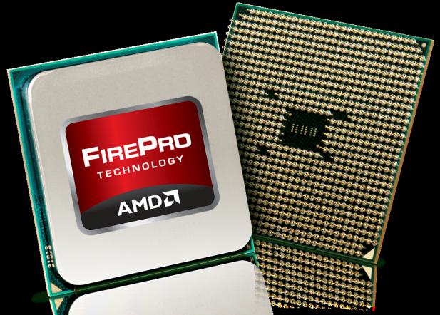 AMD A300 Series APU chip