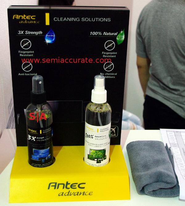 Antec cleaning solutions
