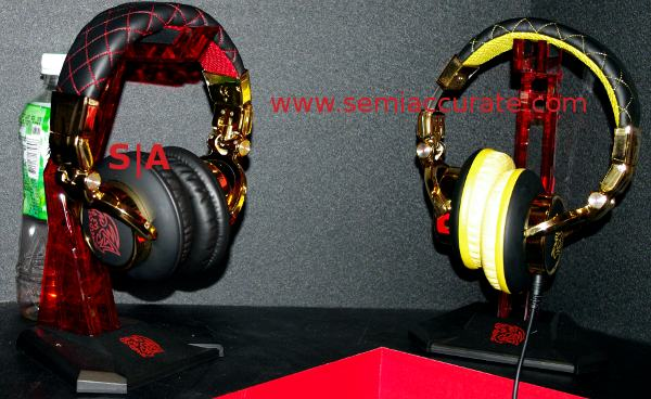 Thermaltake Dracco headphones