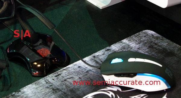 Thermaltake Galeru mouse bungee