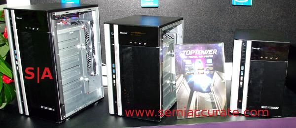 Thecus Toptower line of NASes