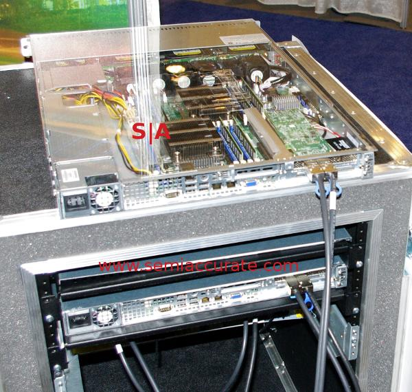 LSI HA-DAS rig with servers