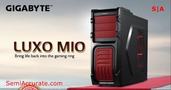 Luxo M10 Cover Slide Gigabytes New Luxo M10 Enclosure