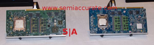 Opteron and Ivy Bridge SeaMicro cards