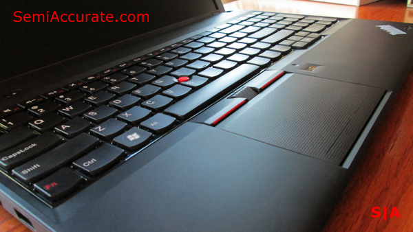 Lenovo E535 Keyboard