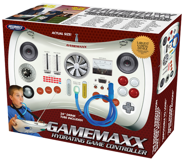 webhero.gamemaxx 30 Watt Introduces The GAMEMAXX!!1!