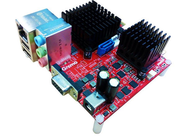 AMD GizmoSphere board