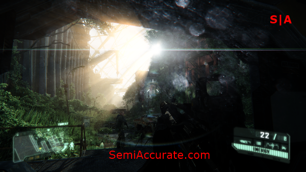 Crysis3.2 Comparing Crysis to Crysis