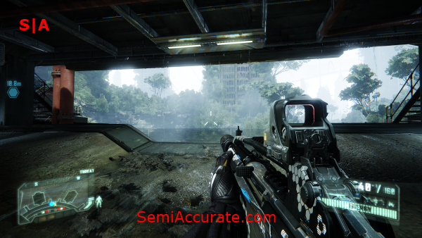 Crysis3.31 Comparing Crysis to Crysis