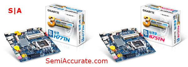 Thin MiniITX Gigabyte Build Your Own All in One