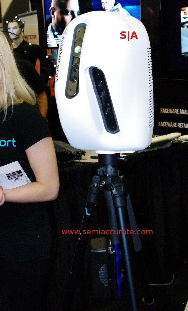 Matterport 3D scanner