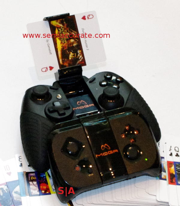 Moga Pro and Pocket bluetooth phone gaming controllers