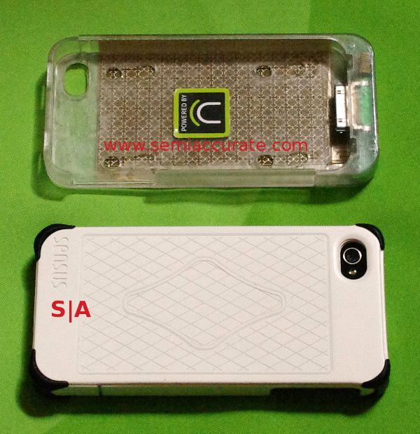 Canopy Sensus capacitive touch iPhone case