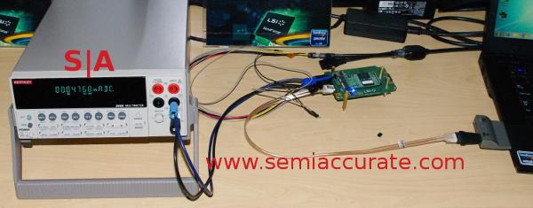 Sandforce controller power draw in DevSleep