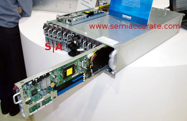 Supermicro Microcloud chassis and blades