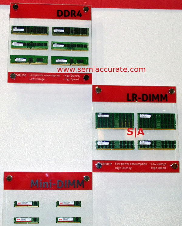 Innodisk DDR4, LR-DIMMs, and Mini-DIMMs