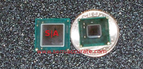 Intel Avoton and Quark dies