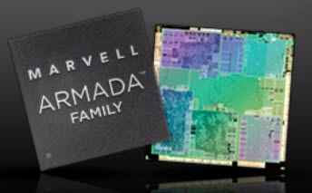 Marvell PXA988 SoC with a Vivante GPU