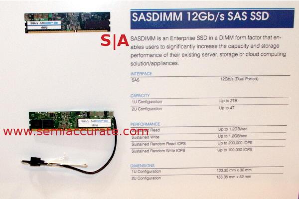 Viking SASDIMM SAS12 SSD