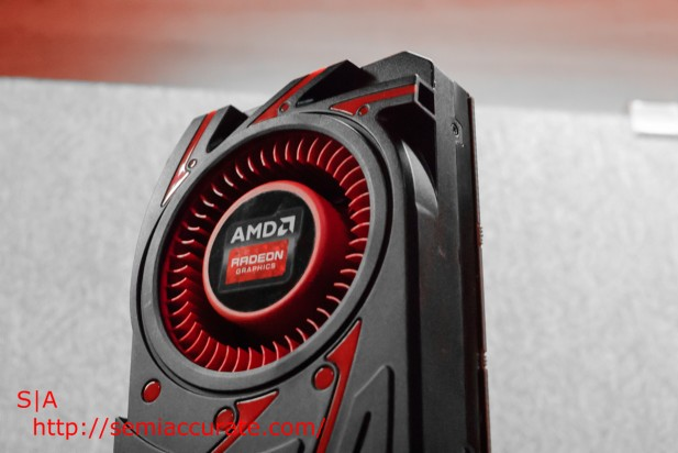 Radeon Logo on board