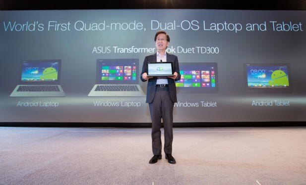 ASUS TD300 Chairman