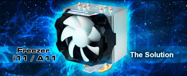 Arctic Cooler front