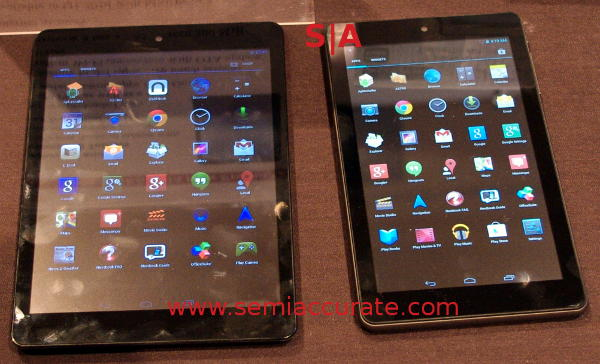 E-Fun Nextbook 7 and 8 tablets