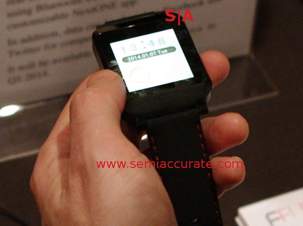 E-Fun NextONE smartwatch