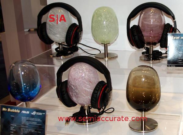 Inwin Mr Bubble headphone stand