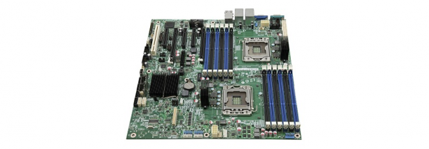Old E5 motherboard