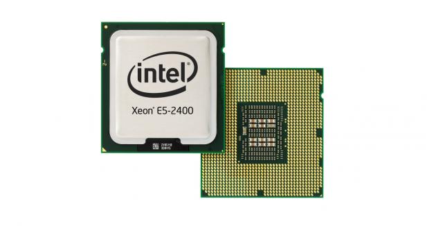 Xeon E5-2400 chip