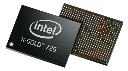 Intel XMM 7260 LTE modem chips