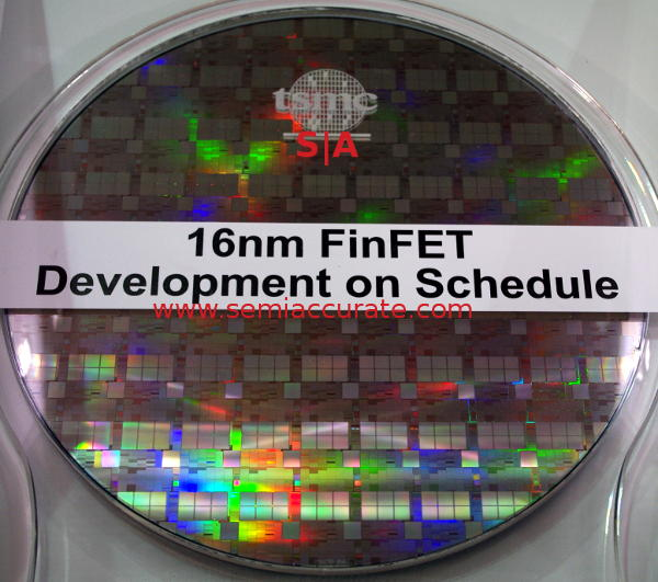 16nm 6C A57 wafer 6 core 16nm FinFET ARM Cortex A57 chips spotted in the wild