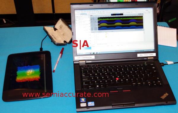 ARM depth culling demo