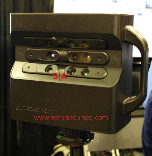 Production Matterport scanner
