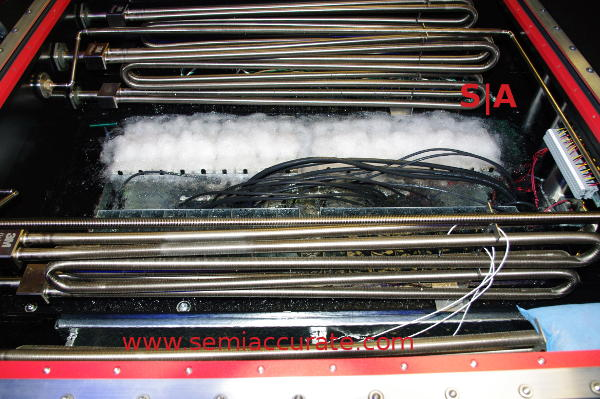 3M, SGI, and Intel ICE X Novec imersion cooling bath boiling