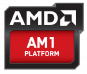 AMD AM1 logo