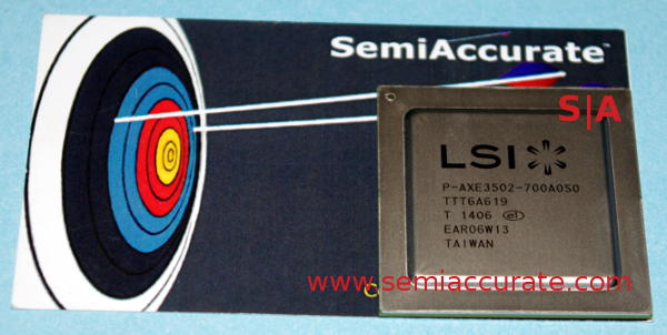 LSI AXE3500 PPC Axxia SoC