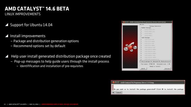AMD 14.6 Linux