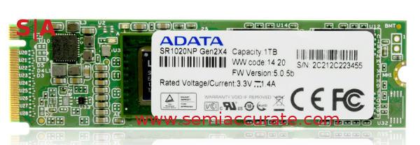 Adata x4 M.2 1TB drive