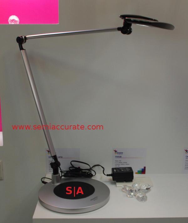 Adata LED charging lamp